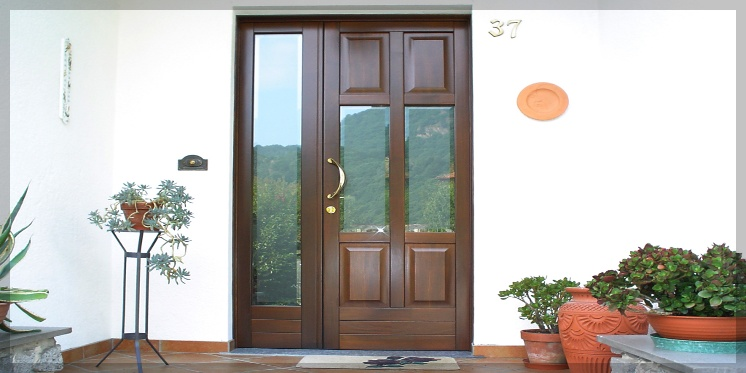 Falegnameria Daldosso  Portonicini ingresso, ingresso, legno, legno alluminio, portoncini ...